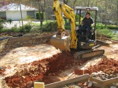 Building the Pond